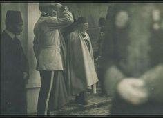 Sultan Vahideddin Han eyüp sultan hazretlerinin huzurunda