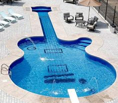 I Wanna Rock N' Roll All Night And Swim Every Day