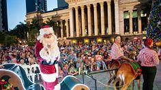Myer Christmas Parade & Pantomime