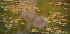 Claude Monet - Water Lilies - 1919