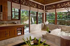 Tropical Architecture Group, Inc. - Modern Balinese Contemporary Interior Design