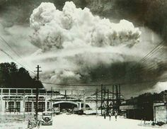 August 9,1945 (20 minutes after)  - Nagasaki