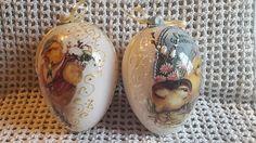ester eggs, handmade by Joanna