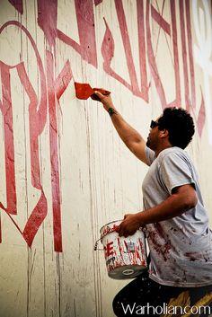 Retna Miami #retna #streetart. #retna http://www.widewalls.ch/artist/retna/