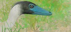 Sinornithosaurus Among The Ephedra by Dinomaniac