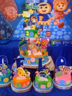 Team Umizoomi, Let-#39;s go! on Pinterest - Party Planners, Happy ...