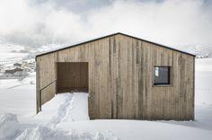 Wohnhaus von LP Architektur in Embach