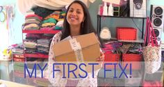 My first @stitchfix box haul video! Learn more about their personal styling service here: http://bit.ly/CraftyGeminiStitchFix