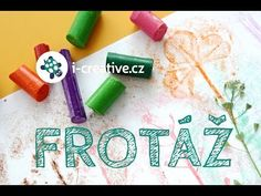 Frotáž květin a rostlin - postup | i-creative.cz - Inspirace, návody a nápady pro rodiče, učitele a pro všechny, kteří rádi tvoří.