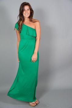 RESTOCK: Mediterranean Maxi-Emerald - LoVing this !