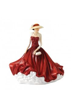 Royal Doulton Pretty Ladies Chloe HN 5813 at Waterford Wedgwood Royal Doulton, Tanger Outlets, San Marcos, TX or call 1-800-203-4540 or 512-396-4025.  We ship.