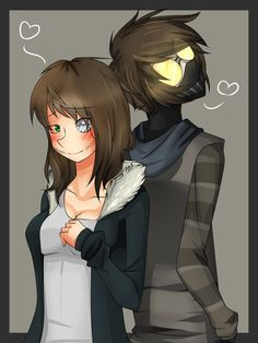 Ticci Toby x Clockwork. They're perf SHIPPPPP!!!