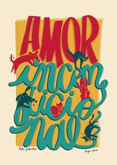 Amor animal: amor Incondicional. Proyecto Hola Pichicho on Behancehttps://www.behance.net/luciapiuzzi