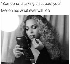 Bitchy and sarcastic pictures – A mischievous collection - PMSLweb Bitch Quotes, Mood Quotes, Funny Relatable Memes, Funny Quotes, Qoutes, Funniest Memes, Look At You, Just For You, Virgo