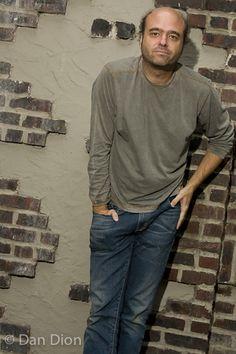Portrait of comedian Scott Adsit by photographer Dan Dion.     http://en.wikipedia.org/wiki/Scott_Adsit