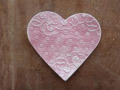 Ceramic heart dish £7.50