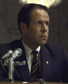 """H. R. """"Bob"""" Haldeman (1926 - 1993) US president Richard Nixon's Chief of Staff who went to prison for his involvement in the Watergate scandal"""
