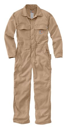 9073589a26 Carhartt Flame-Resistant Work Coveralls for Men