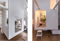 Arredare una casa piccola col total white Ruetemple - Elle Decor Italia