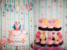 My Owl Barn: Fabulous Owl Themed Birthday Party