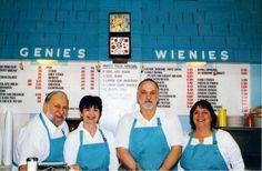 5) Genie's Wienies