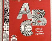 Tangled Fashionista - A Zentangle Coloring Book. $9.99, via Etsy.   ********   j  so LOVE!!