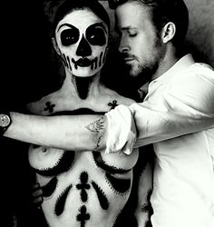 Gosling and dead man's bones