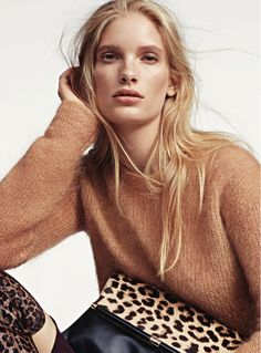 Publication: Harper's Bazaar UK September 2014 Model: Ilse de Boer Photographer: Joachim Mueller Ruchholtz Fashion Editor: Miranda Almond Hair: Naoki Komiya Make-up: Zoe Taylo