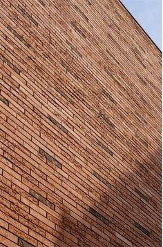 Brick-mixTM: voor een persoonlijke en unieke gevel  De som van uw architectonische visie en een mix van verschillende steensoorten? Een gevel met karakter, die bovendien uw stempel draagt.   Terca Marono Rood en Terca Marono Bruin Extra