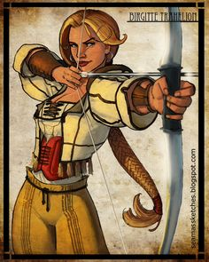 Wheel of time: Brigitte