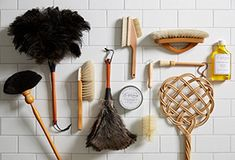 Spotless!: Cleaning Essentials from Redecker & More