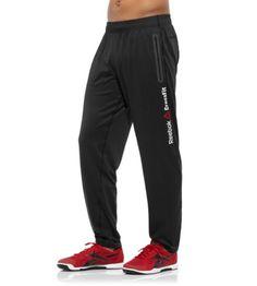 Reebok Men's Reebok CrossFit Knit Track Pant Pants | Official Reebok Store
