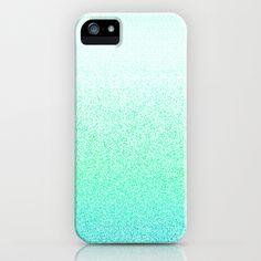 I Dream in Mint iPhone & iPod Case by M Studio - $35.00