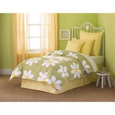 Daisy Four Piece Twin Deluxe Bed Pack
