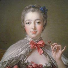 Recordar Madame de Pompadour…
