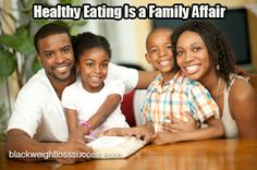 Healthy Eating is a Family Affair - Article: 8 Ways to help your children avoid childhood obesity