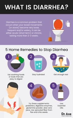 12 Soothing Home Remedies To Get Rid Of Diarrhea Apple