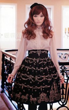 Lolita Fashion | Classic | IW