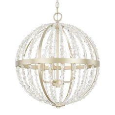 Camille 4 Light Pendant in Soft Gold - Capital Lighting - 310741SF http://shopazteclighting.com/brand-capital/4-light-pendant/sku-V42-310741sf
