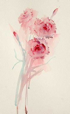 Jean Haines _ Pinks