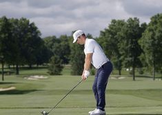 Golf Tips Swings Swing Sequence: Paul Casey Photos - Golf Digest - Slow Motion Golf Swing, Paul Casey, Golf Videos, Golf Tips For Beginners, Perfect Golf, Golf Player, Golf Lessons, Golf Humor, Play Golf