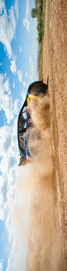 Carlos Sainz tries his X Games rallycross machine Rallye Wrc, Rally Raid, Trophy Truck, Evo X, Off Road Racing, X Games, Diamond Life, Windsurfing, Oil And Gas