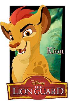 Kion-Guardia-del-leon-Disney.png (260×378)