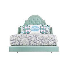 ModShop Bel Air Upholstered Platform Bed & Reviews | AllModern