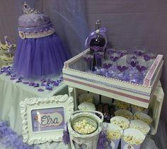 Candy bar Princesa Sofía