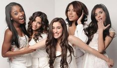 Illuminati & vow of silence symbolism by Fifth Harmony girl-group ...