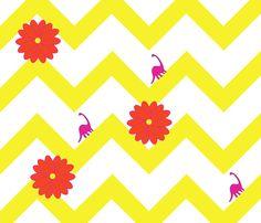 Disco_Dino fabric by viewfromtheskye on Spoonflower - custom fabric