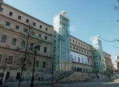 Reina Sofia #Museum, #Madrid, #Spain