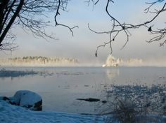 Lake Päijänne at winter time Finland Winter Time, Finland, Nature, Outdoor, Outdoors, Naturaleza, Outdoor Games, Nature Illustration, The Great Outdoors