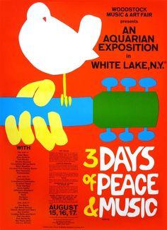 Woodstock: 41 imagens que provam que você poderia estar lá!